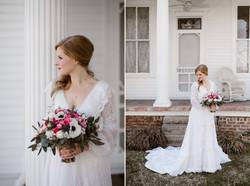 13-Bride-in-Long-Sleeve-Vintage-Wedding-