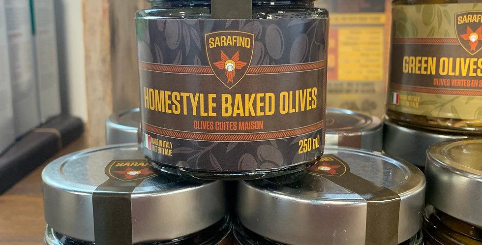 Homestyle Baked Olives