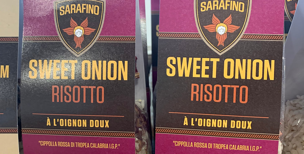 Sweet Onion Risotto