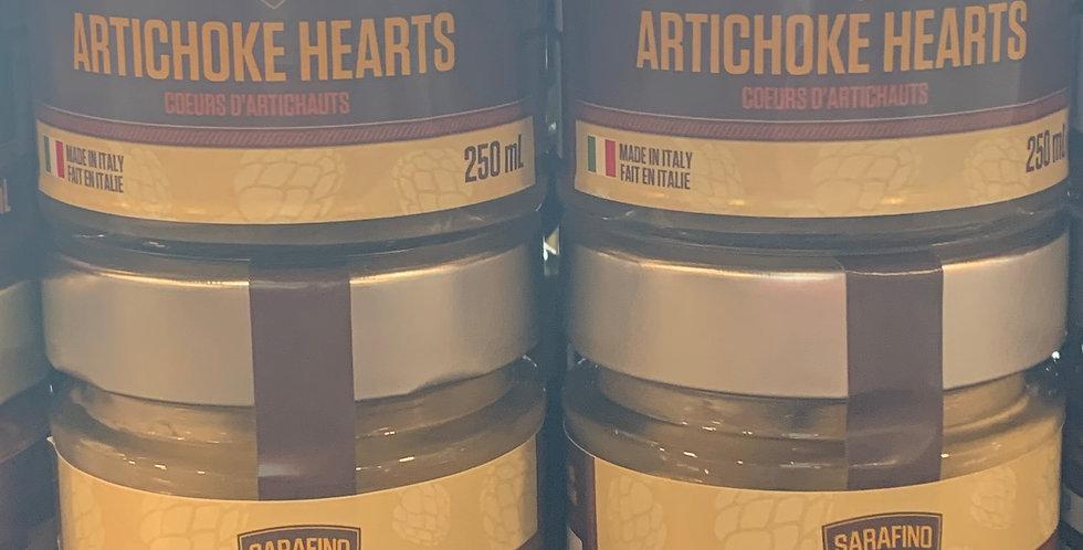 Sarafino: Artichoke Hearts