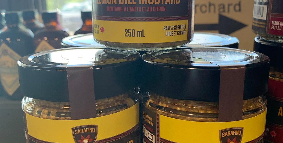 Sarafino: Lemon Dill Mustard