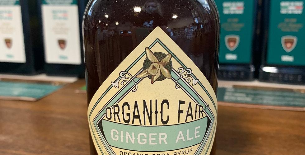 Organic Soda Syrup -Ginger Ale