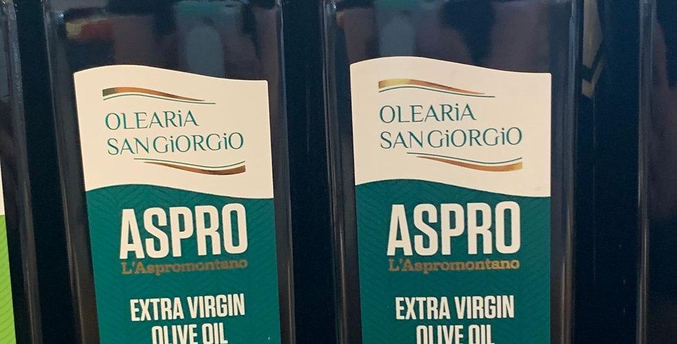 Aspro - Extra Virgin Olive Oil