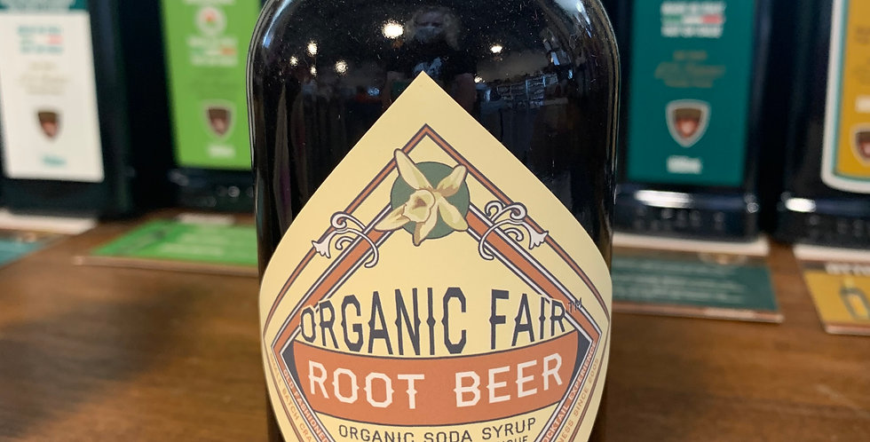 Organic Soda Syrup - Root Beer