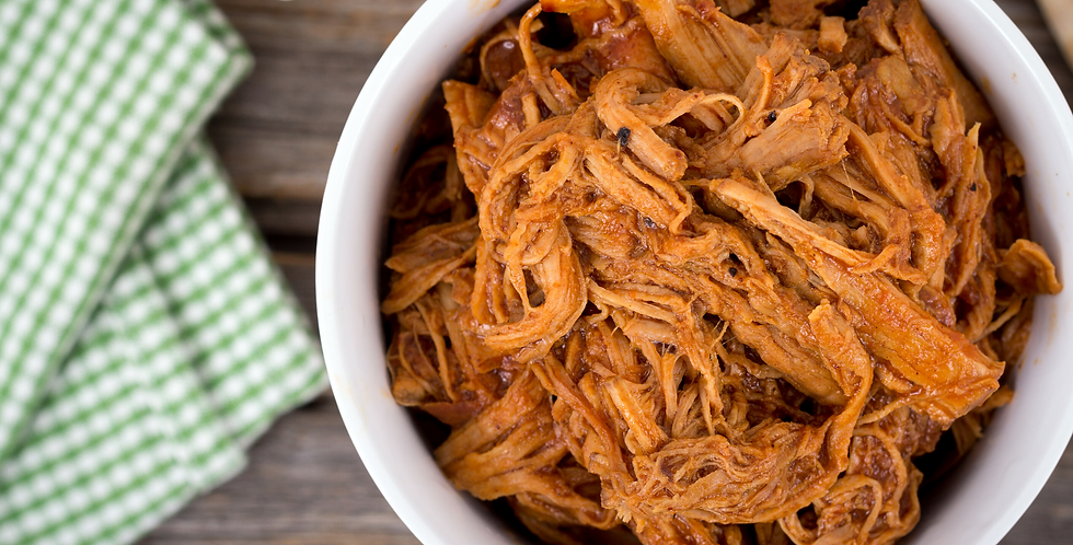 Signature Pulled Pork (P/LB) (Frozen)