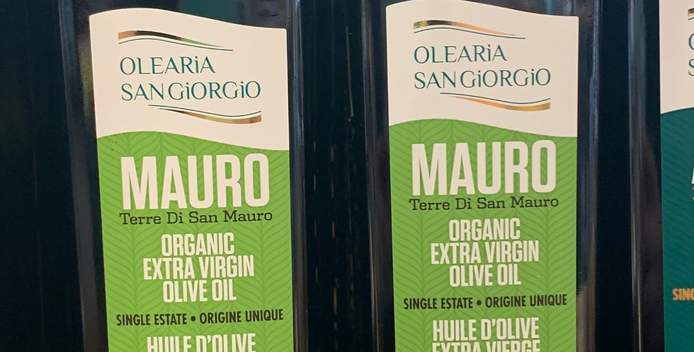 Sarafino: Mauro - Organic Extra Virgin Olive Oil