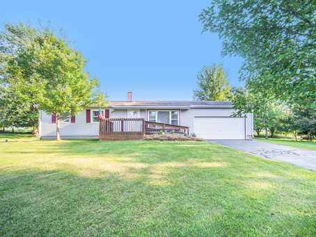 New Listing!  9325 Sears Rd., Concord