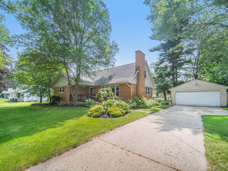Back on the Market With a Fresh Look!  6039 Riverside Dr.