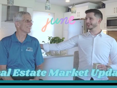 June Market Update for Jackson, Michigan