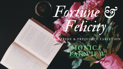Cover Reveal! Fortune and Felicity