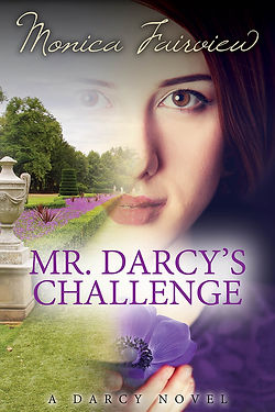 Mr Darcys Pledge Challenge Cover MEDIUM