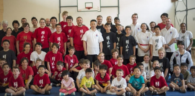 KungFu kids and tai chi classes melbourne chadstone victoria