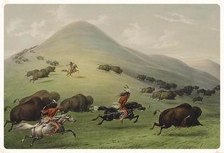 Peinture george catlin