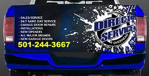 Garage Door Service Little Rock AR