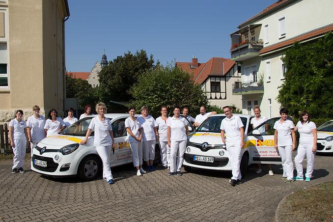 Team ASB Tagespflege Riesa