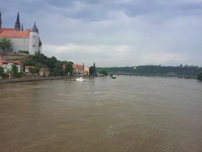 Hochwasser 2013 in Meißen
