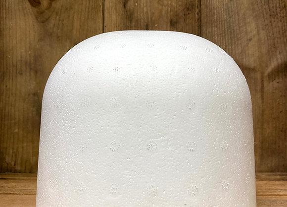 Hattstock i frigolit