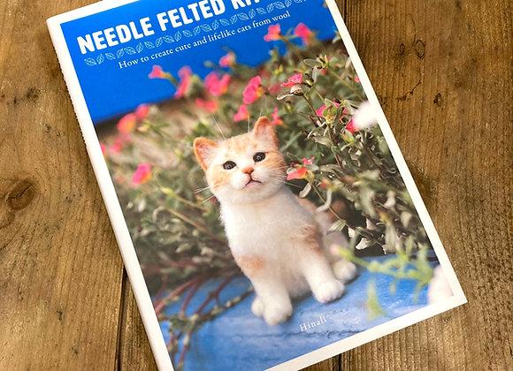 Needle Felted Kittens