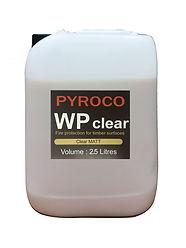 Pyroco WP Fire retardant intumescent lac