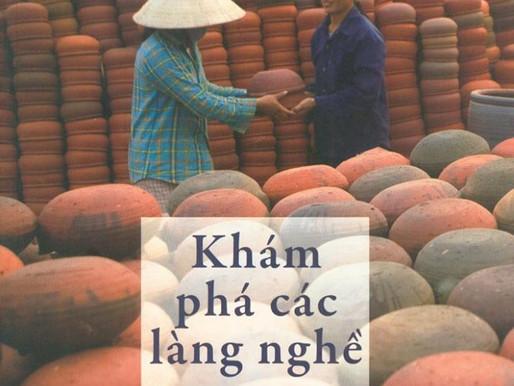 |Book reviews| Khám phá các làng nghề (mười lộ trình quanh Hà Nội) - 2009