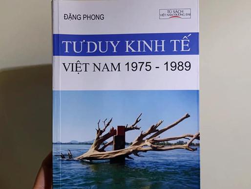 BOOK REVIEW TƯ DUY KINH TẾ VIỆT NAM 1975 - 1989