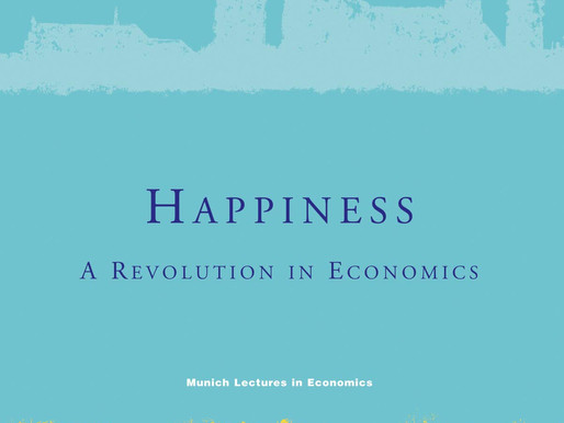 Happiness: A revolution in economics (2008)