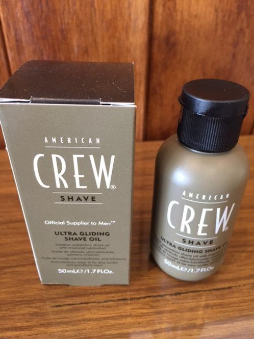 American Crew Shave Oil