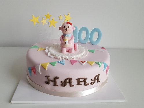 Hara's 100th day