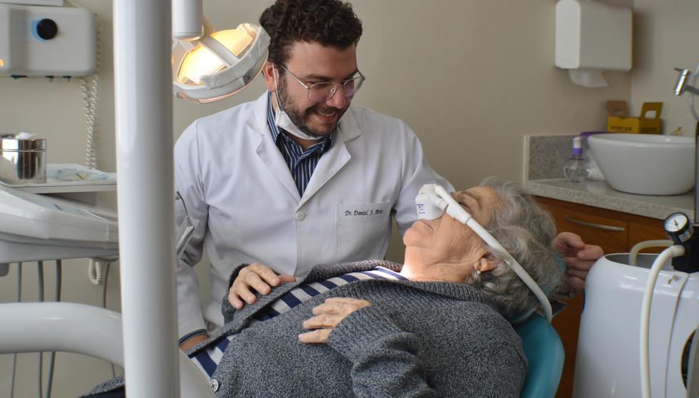 Sedação dentista