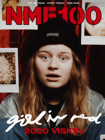 girl in red, NME