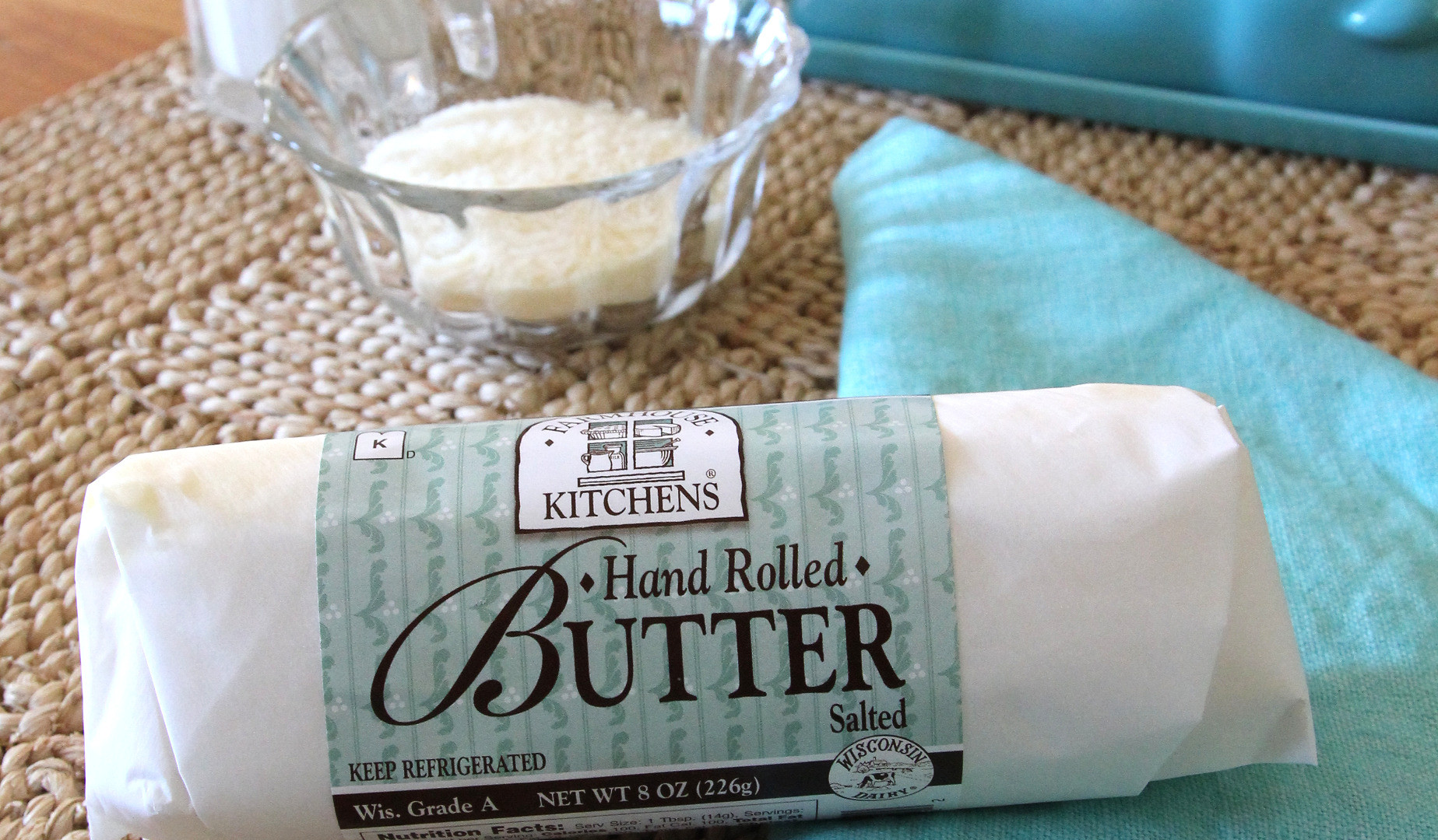 The Butter Dish