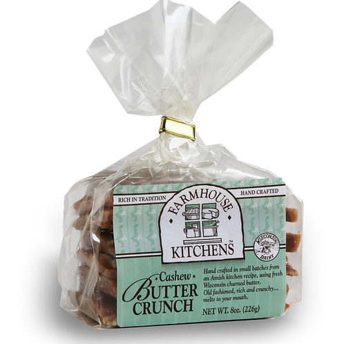 Cashew Butter Crunch 8oz