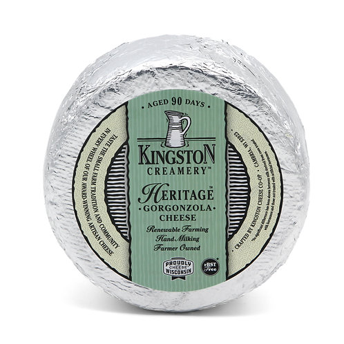 Heritage™ Gorgonzola Cheese Wheel