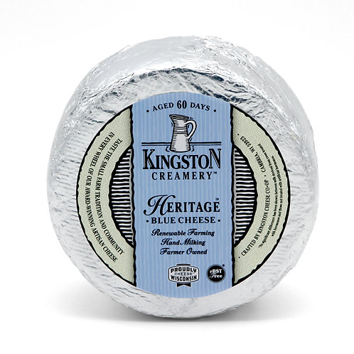 Heritage™ Blue Cheese Wheel