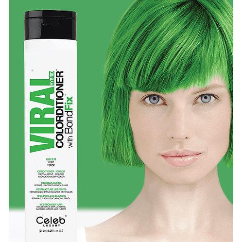 Vivid Green Colorditioner