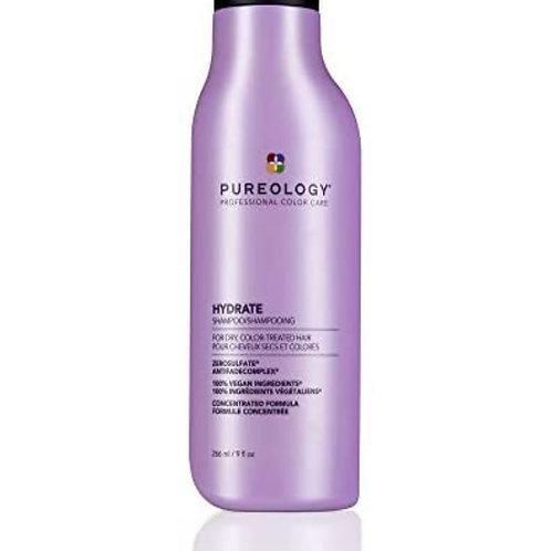 Pureology Hydrate Shampoo, 9oz