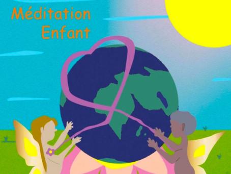 Yoga du Cœur : Séance pour enfant, Méditation des 4 éléments