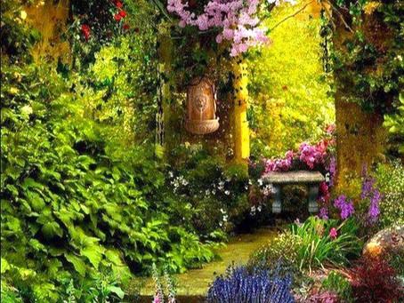 """Yoga Nidra #4 """" Le jardin fabuleux """""""