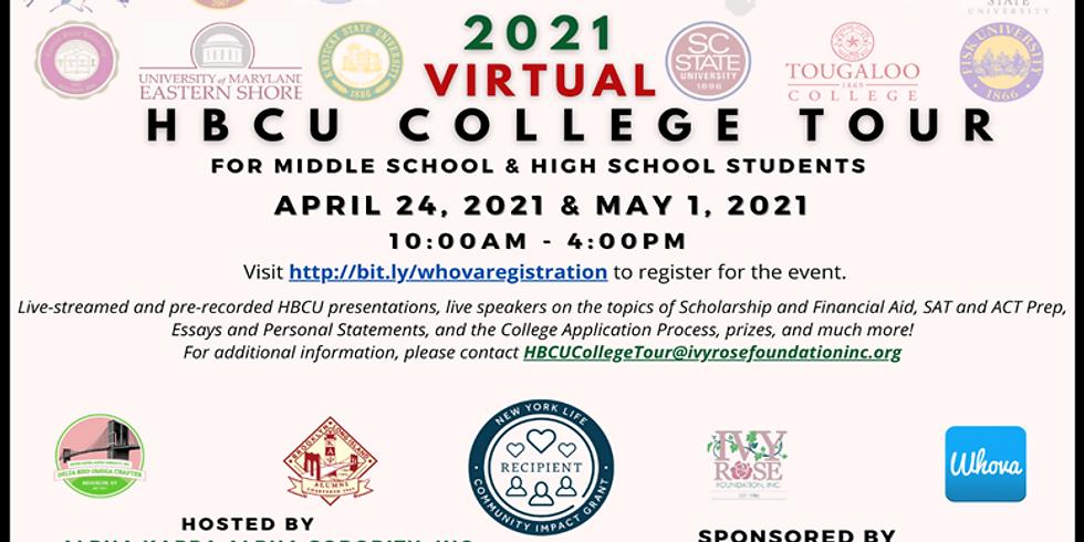 2021 Virtual HBCU College Tour