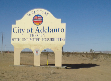 The City of Adelanto & The Adelanto Chambers of Commerce has forge a Partnership