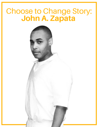 """John Andrew Zapata: """"I wanted to be a father to my son..."""""""