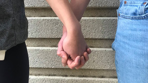 Holding Hands in Hong Kong