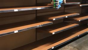 Empty Shelves, Sick Employees
