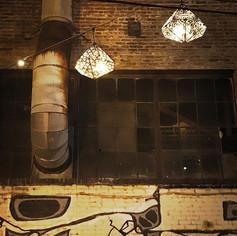 San Francisco Alley Lights