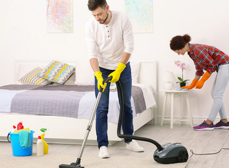 Situations When We Need Cleaning Companies for Home Maintenance