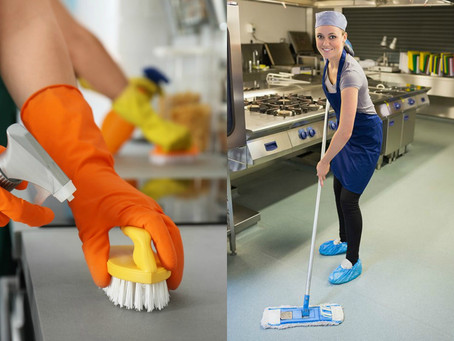 5 Ways Cleaning Services Allow to Keep Your Restaurant Safe to Dine