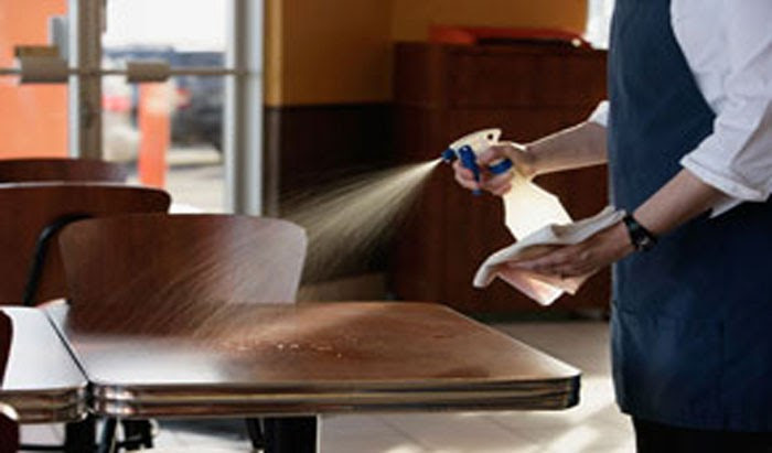 Cleaning Services for Restaurants