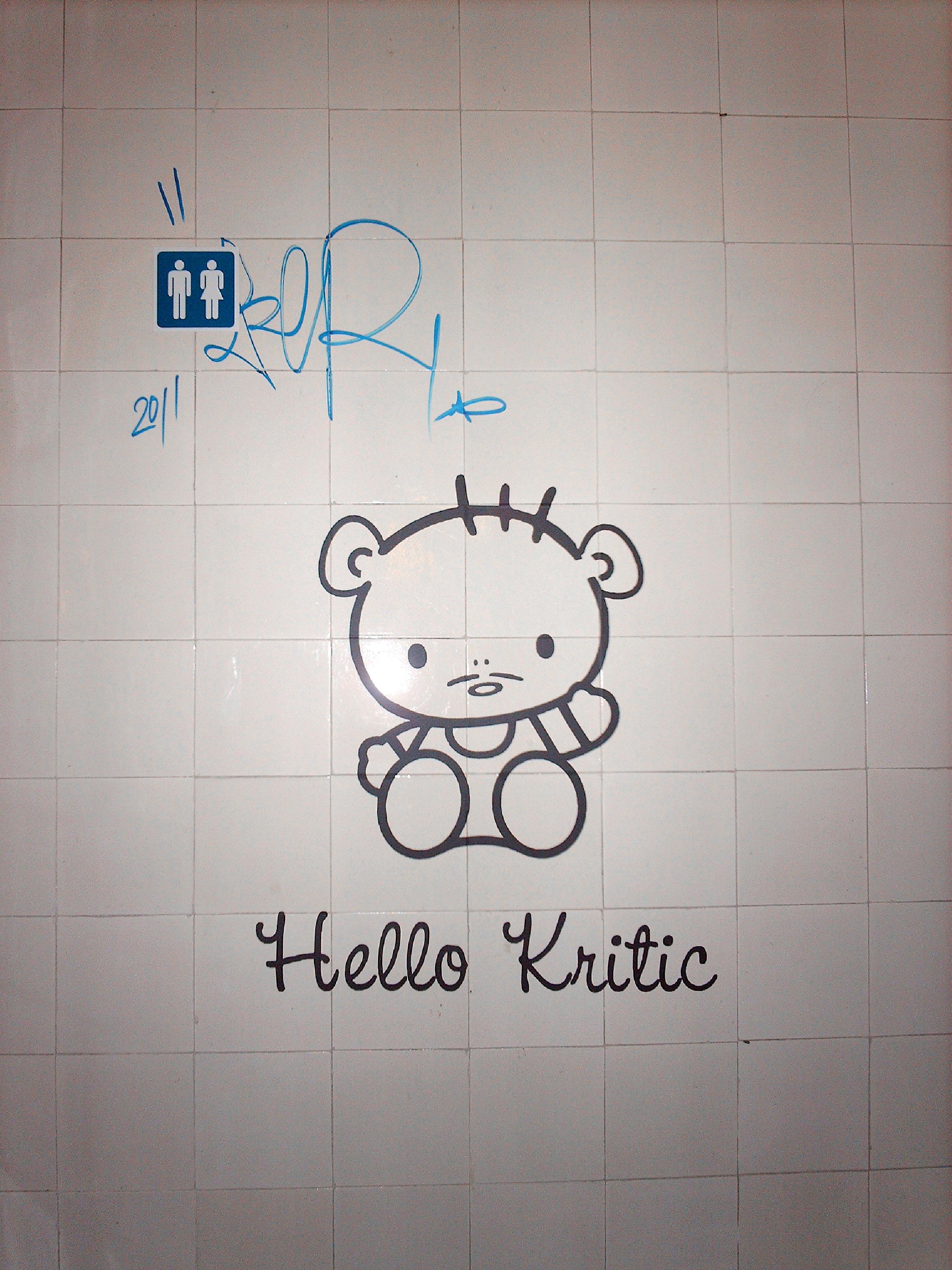 Hello Kritic