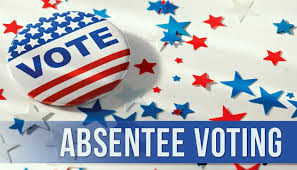 Vote Absentee for City Council