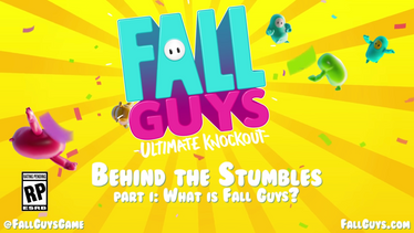 Fall Guys: Behind the Stumbles